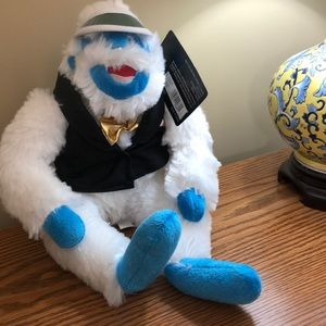 Wembley plush abominable snowman